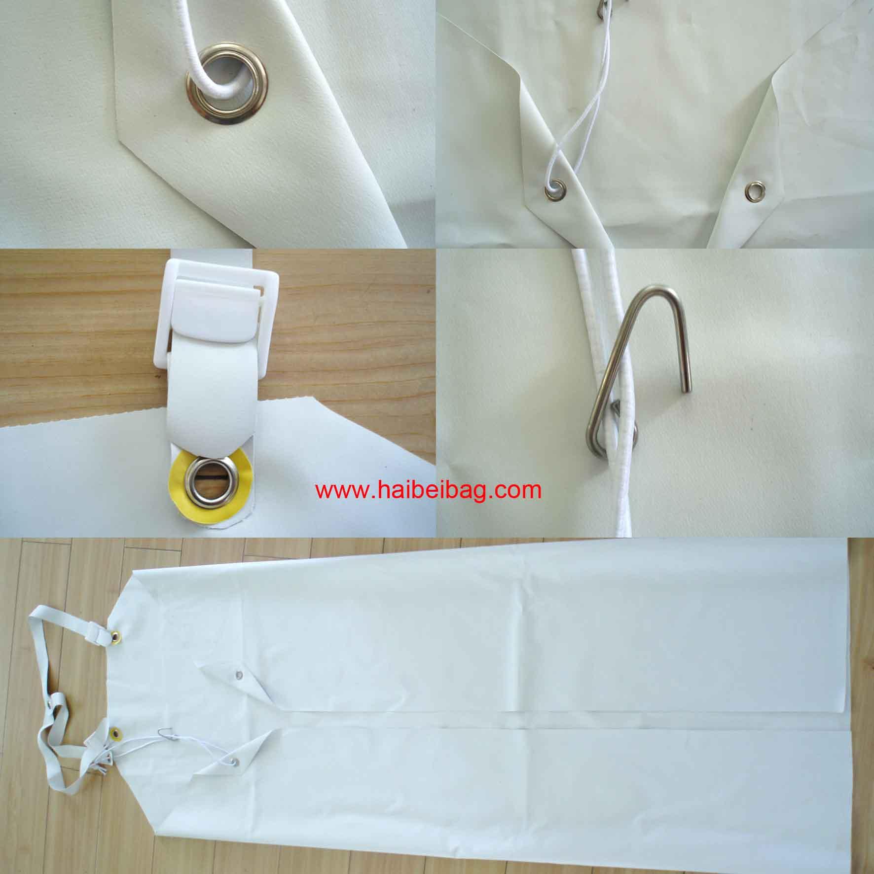 White rubber apron - Rubber Apron