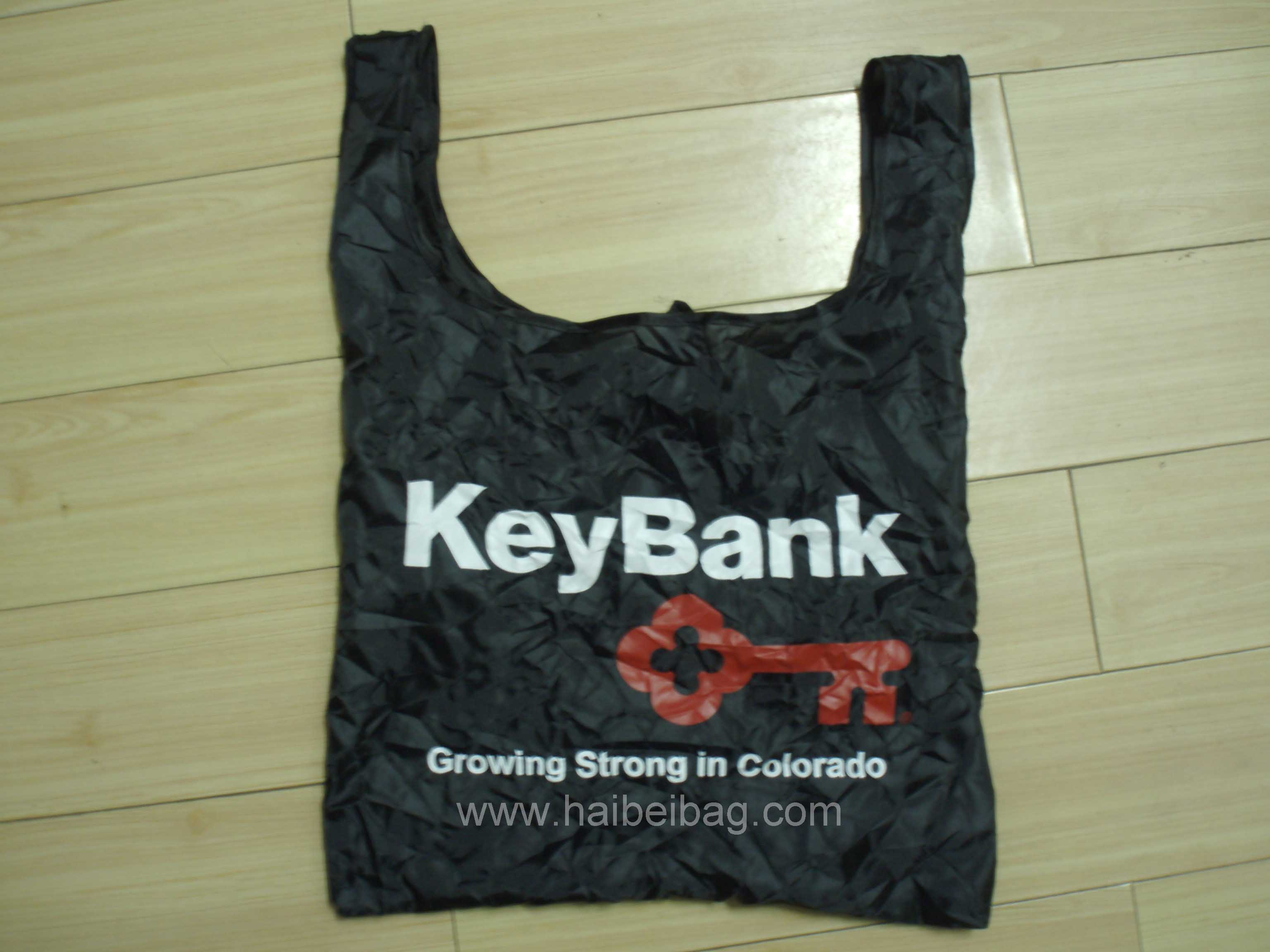 Ripstop Polyester Shopping Bag