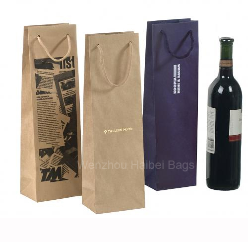 Luxury Wine Bag