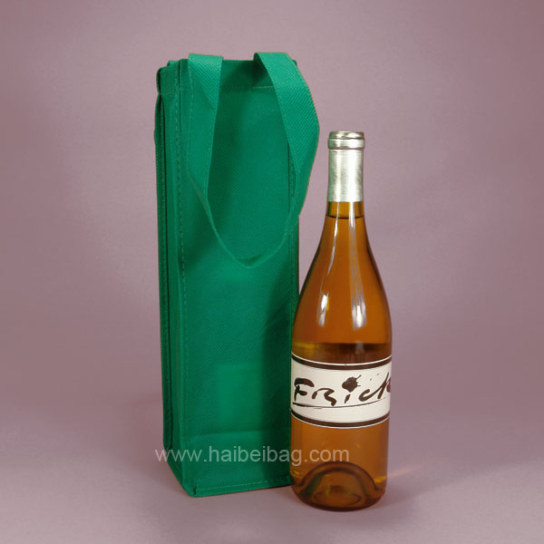 1 Bottle Wine Tote Bag